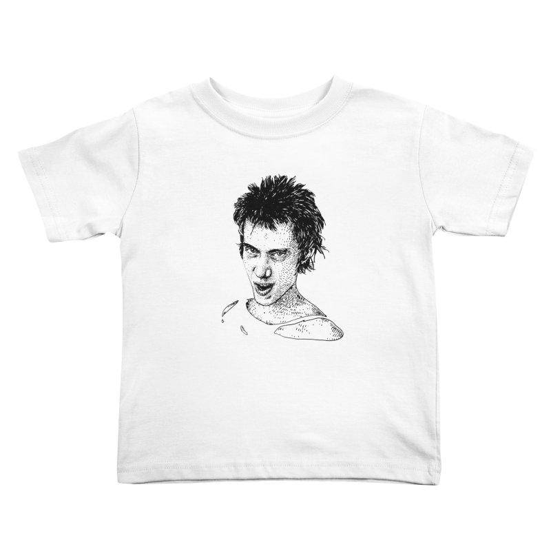 HELL Kids Toddler T-Shirt by Boss Trés Bien