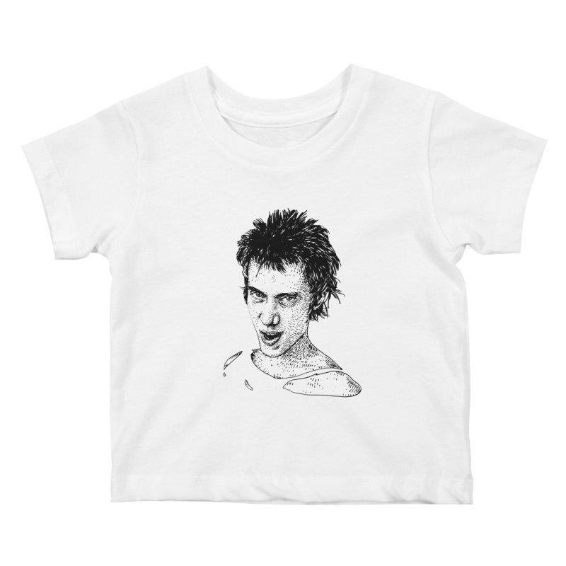 HELL Kids Baby T-Shirt by Boss Trés Bien