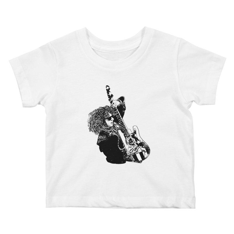WAYNE Kids Baby T-Shirt by Boss Trés Bien