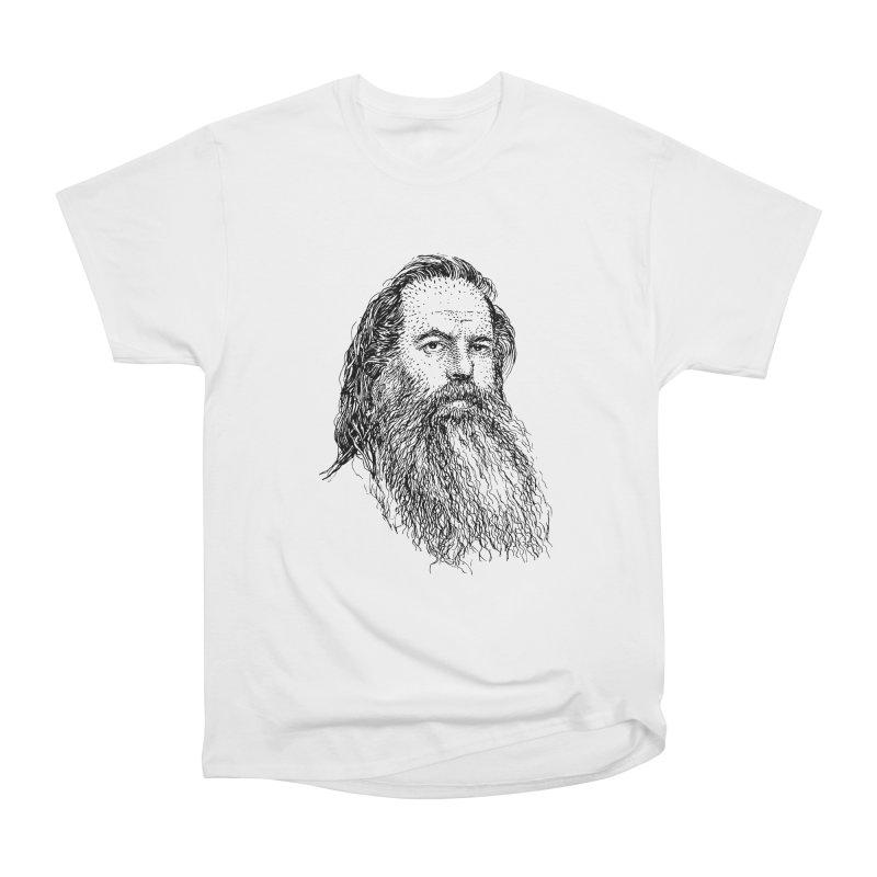 RICK Men's Heavyweight T-Shirt by Boss Trés Bien
