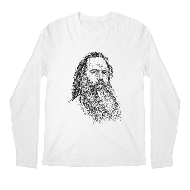 RICK Men's Regular Longsleeve T-Shirt by Boss Trés Bien