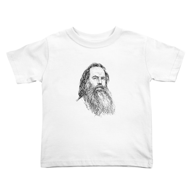 RICK Kids Toddler T-Shirt by Boss Trés Bien