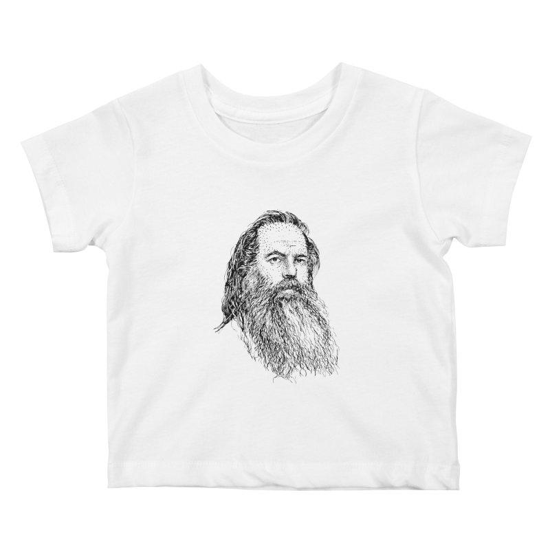 RICK Kids Baby T-Shirt by Boss Trés Bien