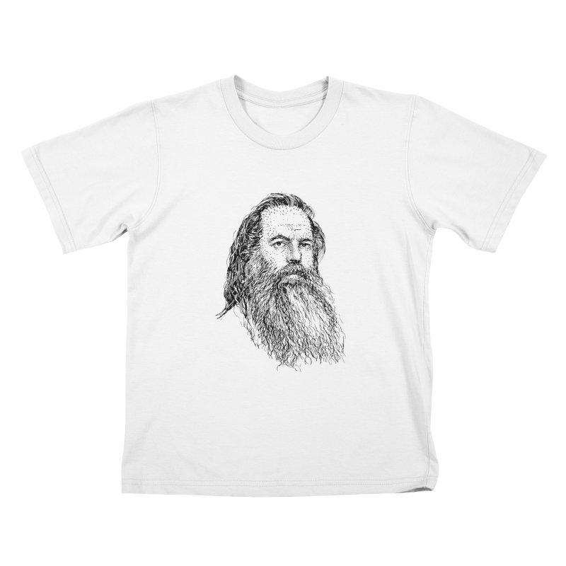 RICK Kids T-Shirt by Boss Trés Bien