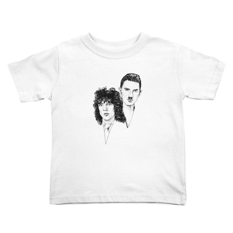 MAEL FOR MAEL Kids Toddler T-Shirt by Boss Trés Bien