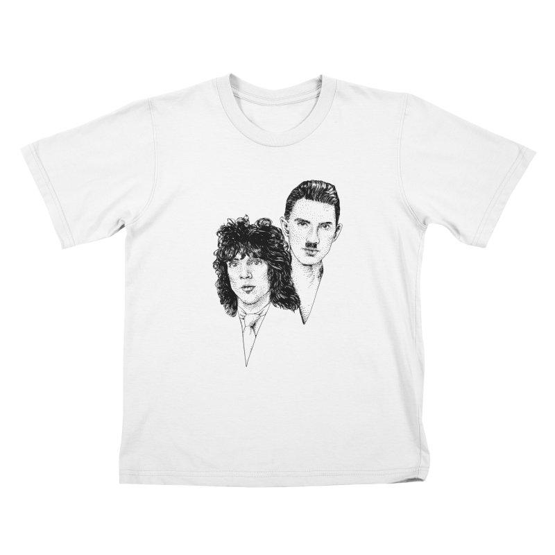 MAEL FOR MAEL Kids T-Shirt by Boss Trés Bien