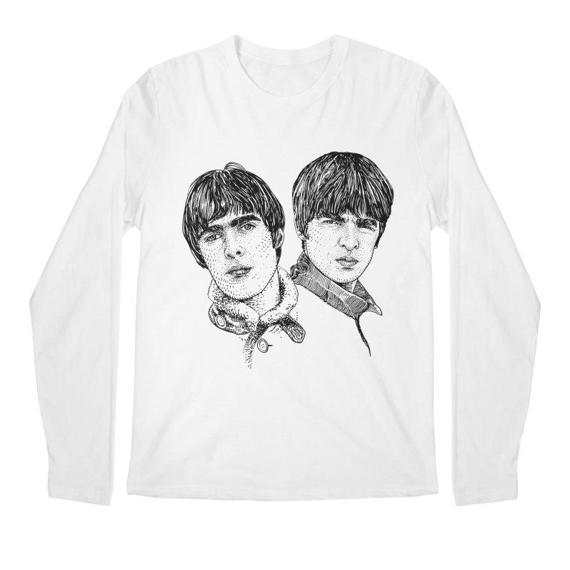 GALLAGHERS Men's Regular Longsleeve T-Shirt by Boss Trés Bien