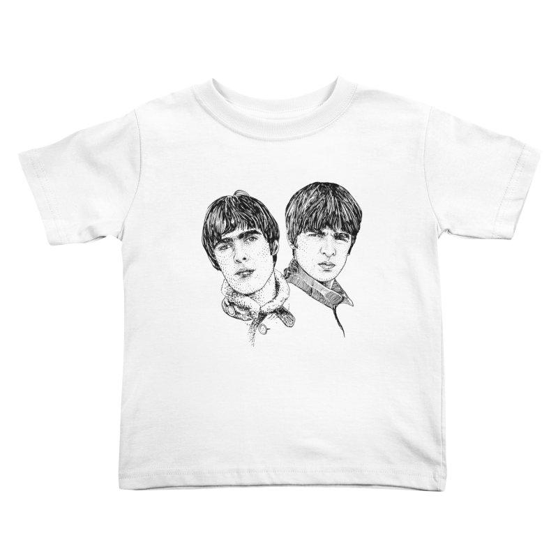 GALLAGHERS Kids Toddler T-Shirt by Boss Trés Bien
