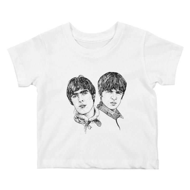 GALLAGHERS Kids Baby T-Shirt by Boss Trés Bien