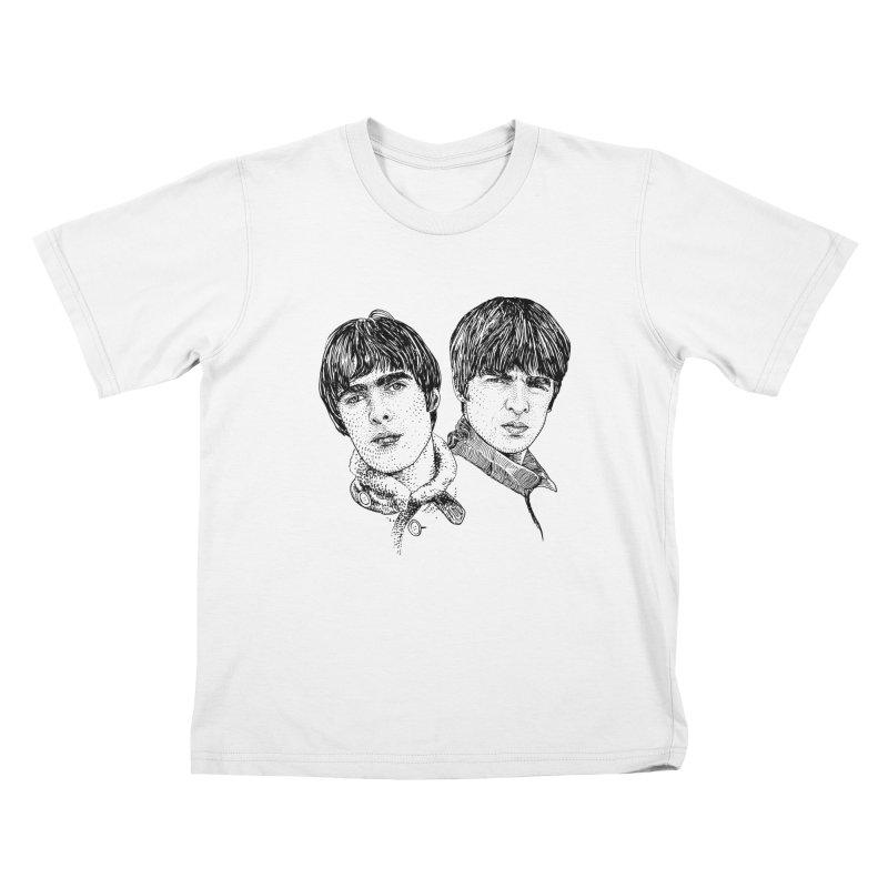 GALLAGHERS Kids T-Shirt by Boss Trés Bien