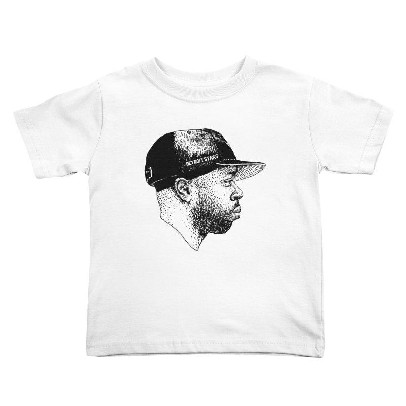 DILLA Kids Toddler T-Shirt by Boss Trés Bien