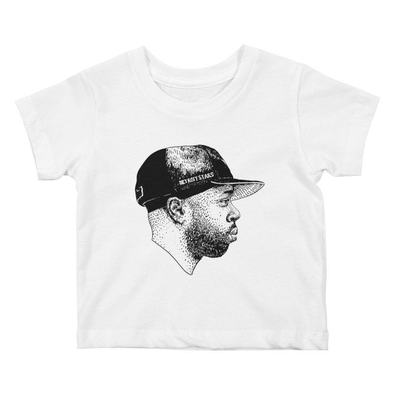 DILLA Kids Baby T-Shirt by Boss Trés Bien