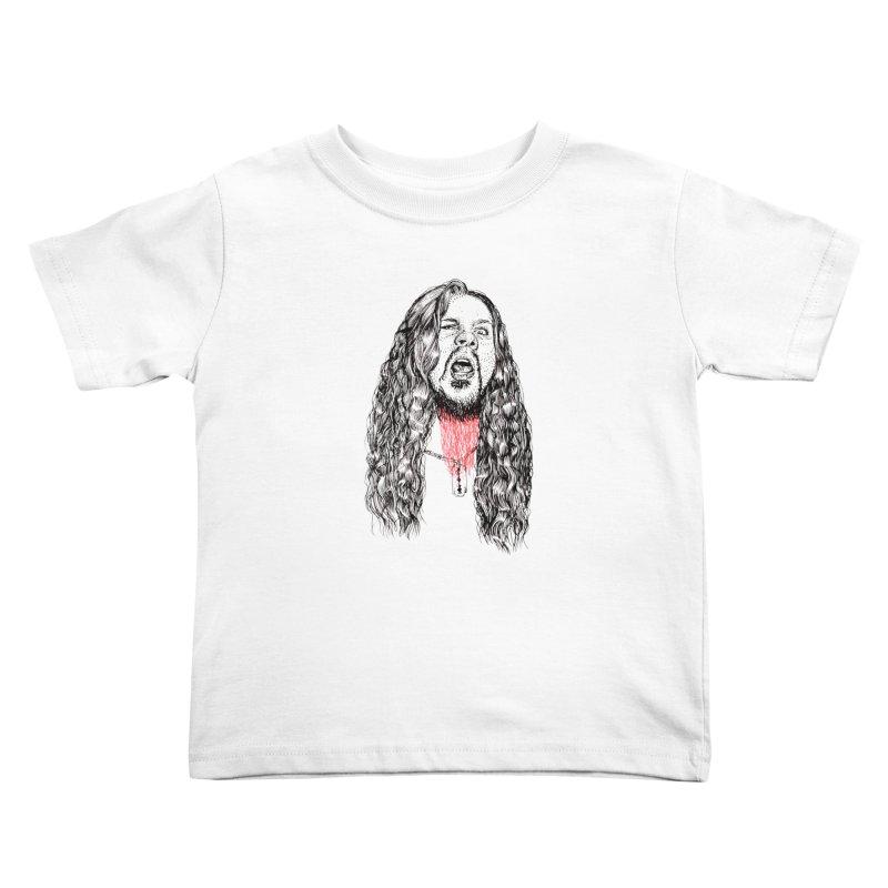 DIMEBAG Kids Toddler T-Shirt by Boss Trés Bien