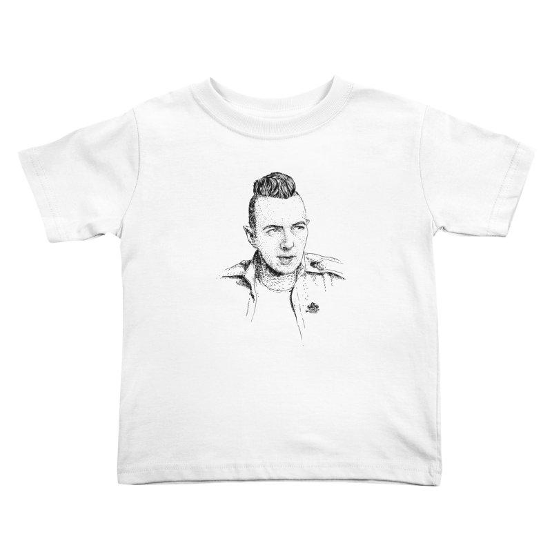 STRUMMER Kids Toddler T-Shirt by Boss Trés Bien