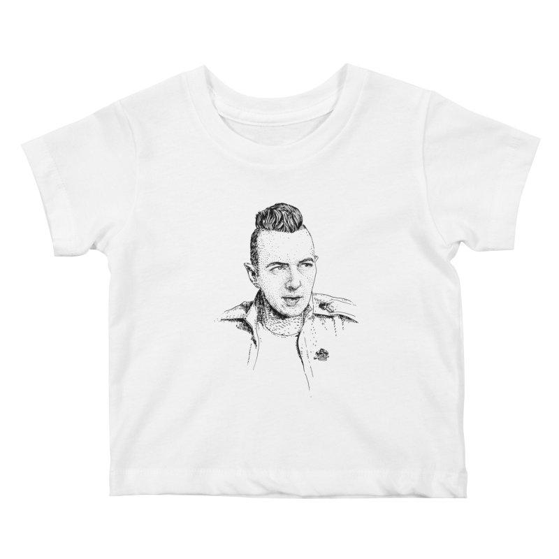 STRUMMER Kids Baby T-Shirt by Boss Trés Bien