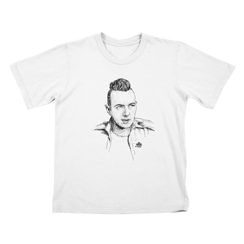 STRUMMER Kids T-Shirt by Boss Trés Bien