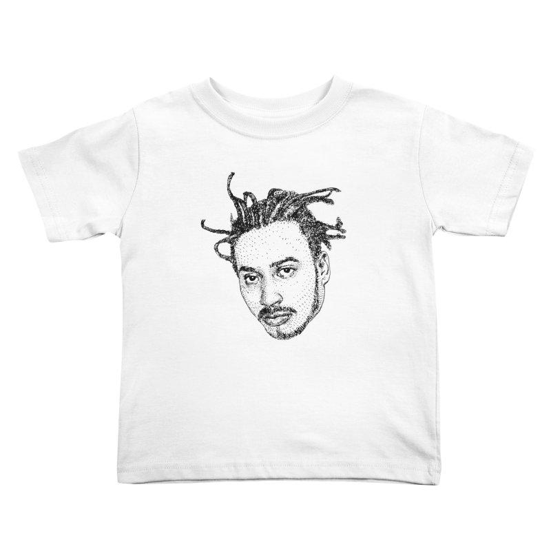 DIRT MCGURT Kids Toddler T-Shirt by Boss Trés Bien