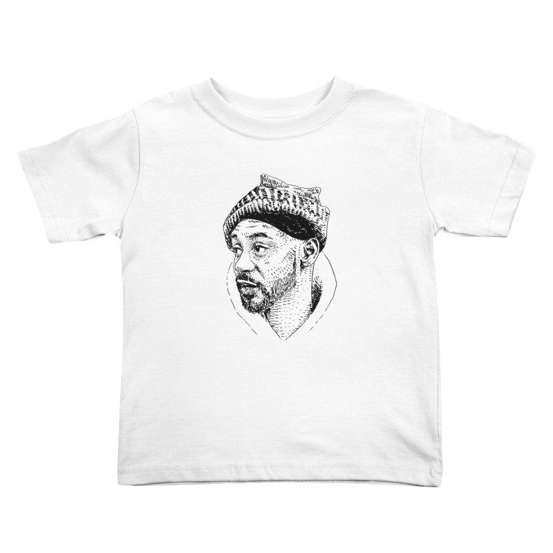 GHOST Kids Toddler T-Shirt by Boss Trés Bien