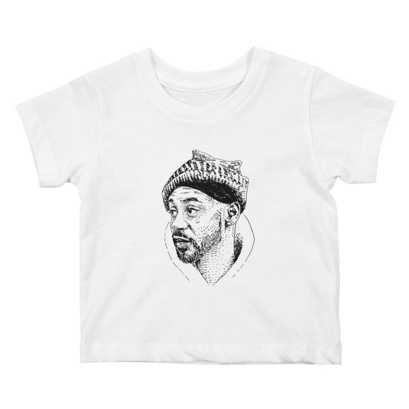 GHOST Kids Baby T-Shirt by Boss Trés Bien