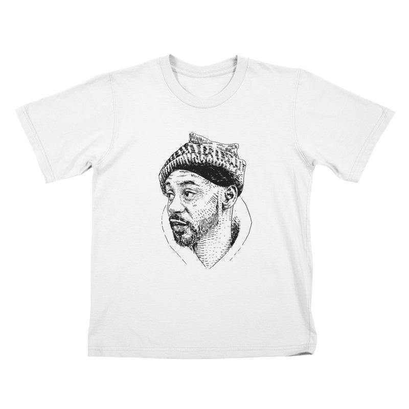 GHOST Kids T-Shirt by Boss Trés Bien