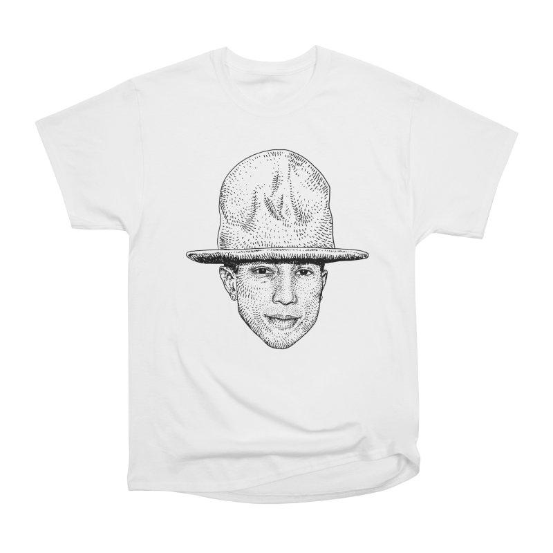 SKATEBOARD P Men's T-Shirt by Boss Trés Bien