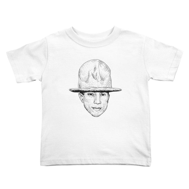 SKATEBOARD P Kids Toddler T-Shirt by Boss Trés Bien