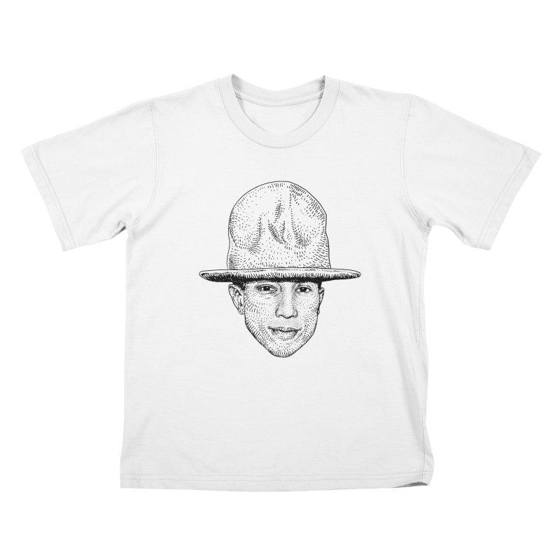 SKATEBOARD P Kids T-Shirt by Boss Trés Bien