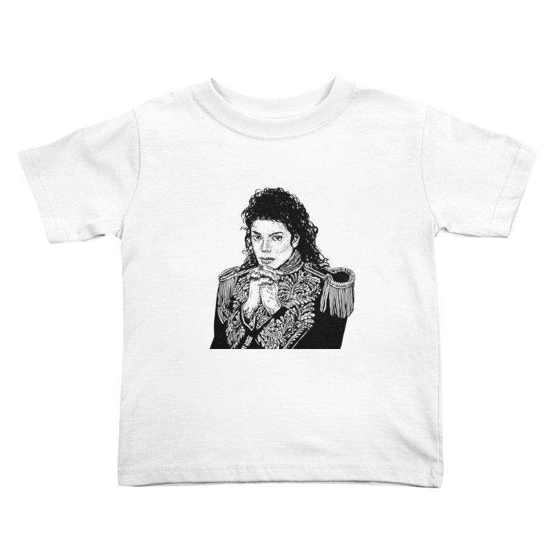 MICHAEL Kids Toddler T-Shirt by Boss Trés Bien
