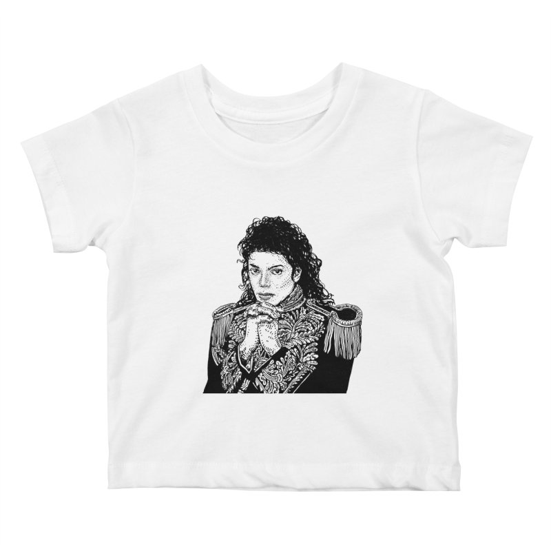 MICHAEL Kids Baby T-Shirt by Boss Trés Bien