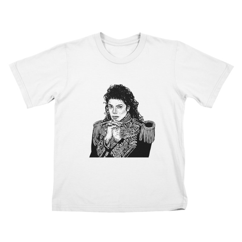 MICHAEL Kids T-Shirt by Boss Trés Bien