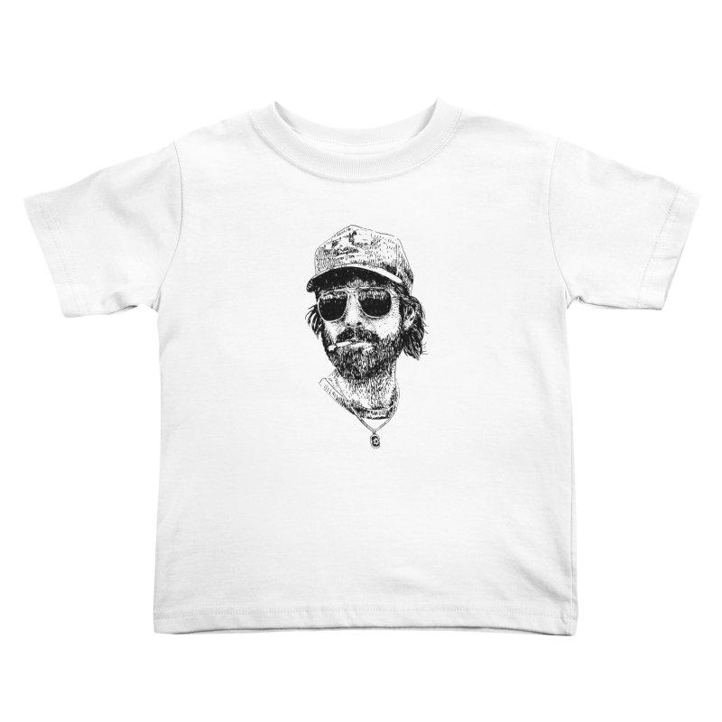 BERMAN Kids Toddler T-Shirt by Boss Trés Bien