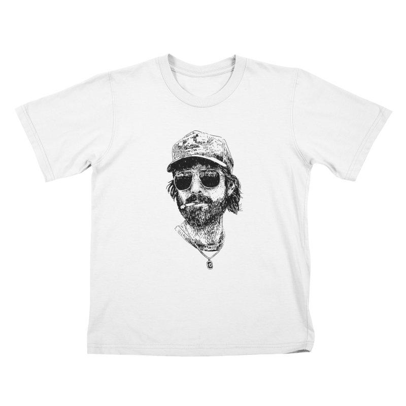 BERMAN Kids T-Shirt by Boss Trés Bien
