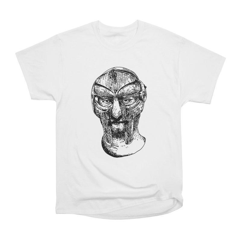 DOOM Men's Heavyweight T-Shirt by Boss Trés Bien