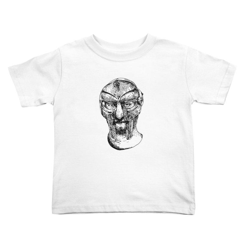 DOOM Kids Toddler T-Shirt by Boss Trés Bien