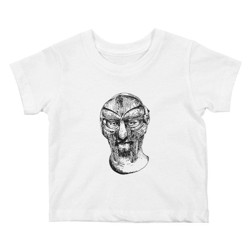 DOOM Kids Baby T-Shirt by Boss Trés Bien