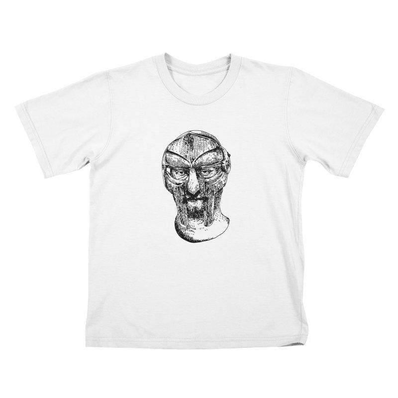 DOOM Kids T-Shirt by Boss Trés Bien