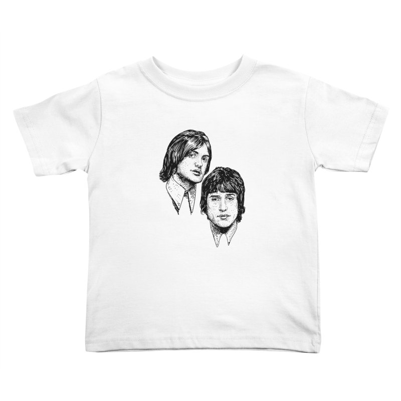 DAVIESES Kids Toddler T-Shirt by Boss Trés Bien