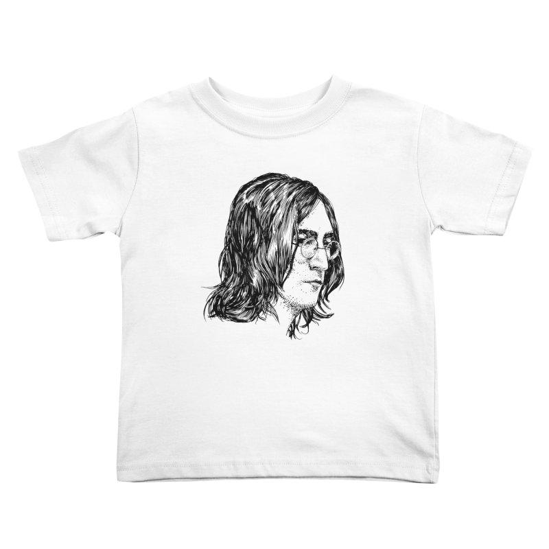 JOHN Kids Toddler T-Shirt by Boss Trés Bien