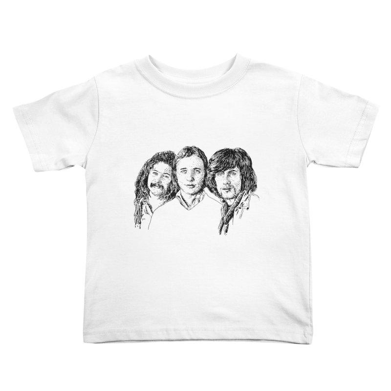 CSN Kids Toddler T-Shirt by Boss Trés Bien