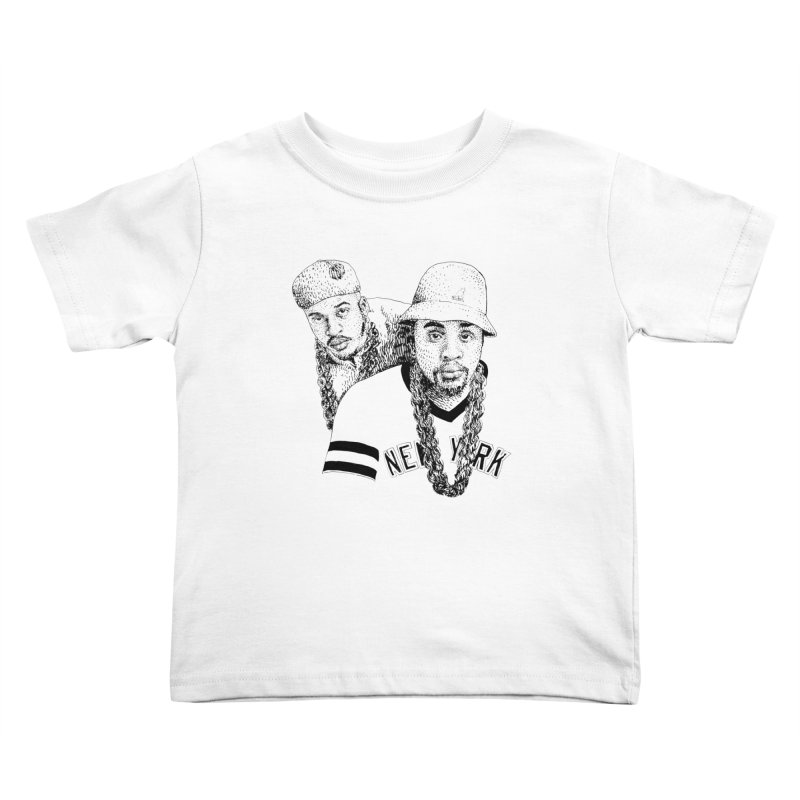 DON'T SWEAT Kids Toddler T-Shirt by Boss Trés Bien