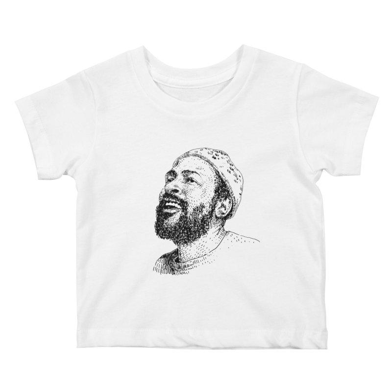 MARVIN Kids Baby T-Shirt by Boss Trés Bien