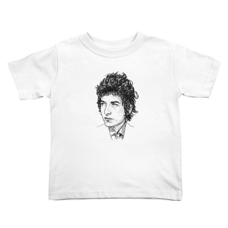 ROBERT Kids Toddler T-Shirt by Boss Trés Bien