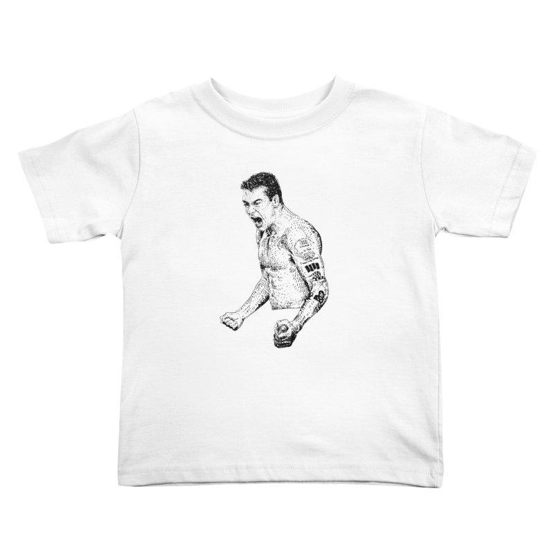 HANK Kids Toddler T-Shirt by Boss Trés Bien