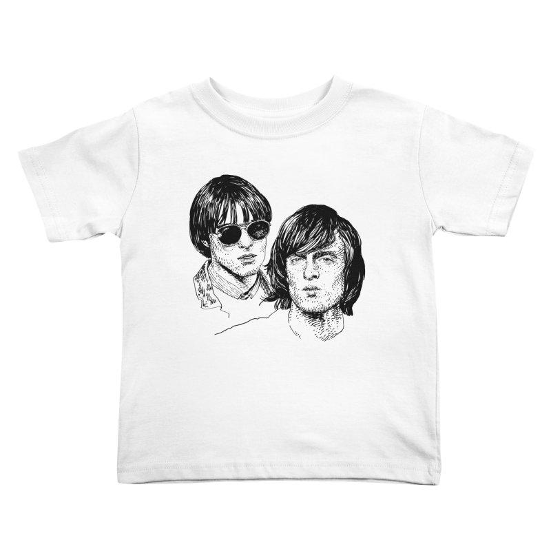 SPACEMANS Kids Toddler T-Shirt by Boss Trés Bien