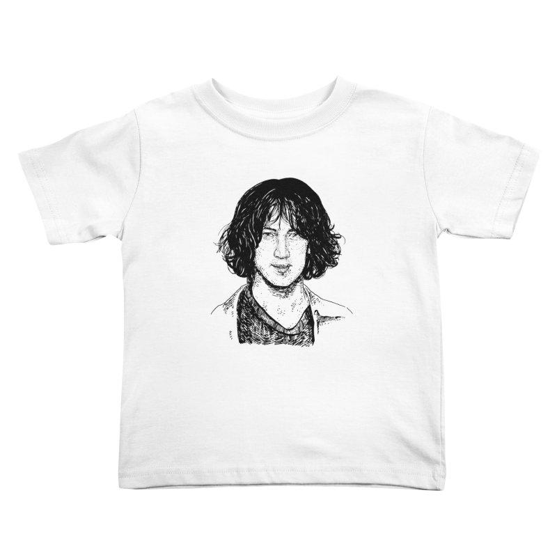 BLOODY SHIELDS Kids Toddler T-Shirt by Boss Trés Bien