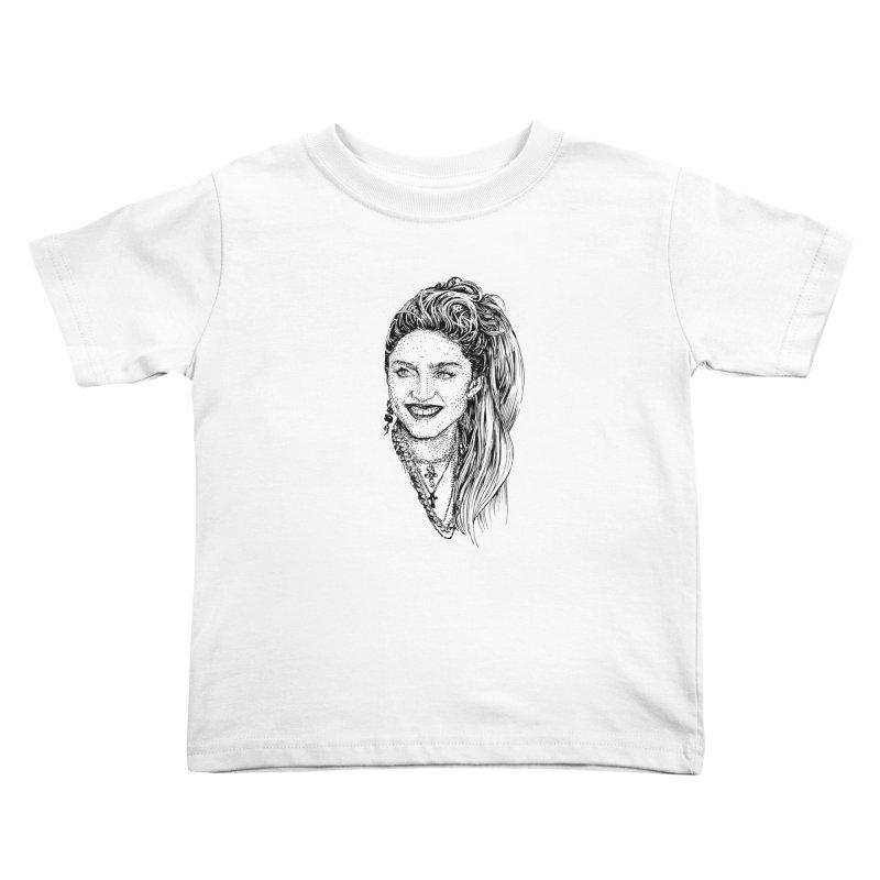 MADONNA Kids Toddler T-Shirt by Boss Trés Bien