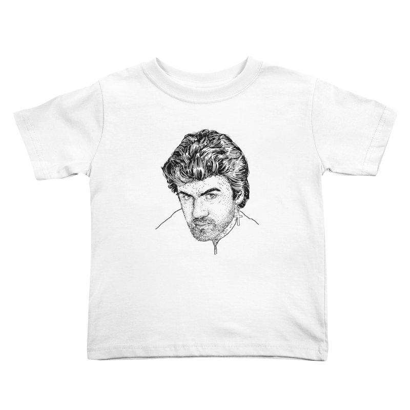 GEORGE Kids Toddler T-Shirt by Boss Trés Bien