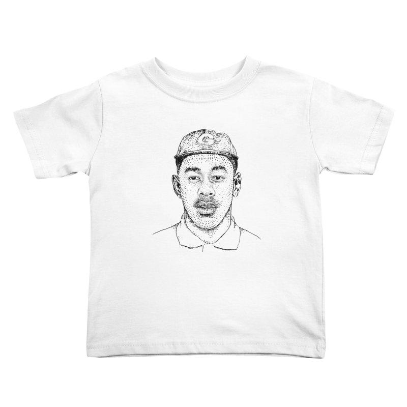 TYLER Kids Toddler T-Shirt by Boss Trés Bien
