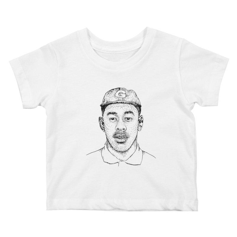 TYLER Kids Baby T-Shirt by Boss Trés Bien