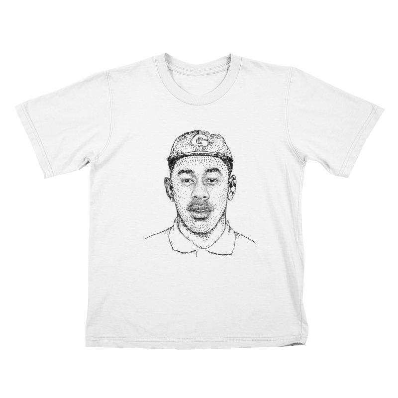 TYLER Kids T-Shirt by Boss Trés Bien